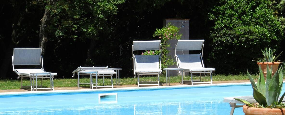 Loggia apartment Montecaprili 6 pax