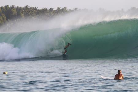 Mentawai-SurfCamp - South Siberut