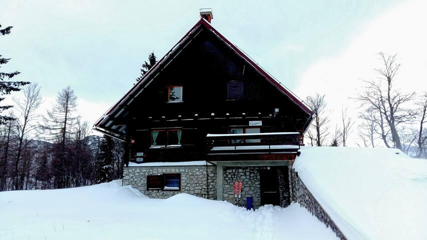 Chalet Zala B&B dormitory rooms/ Outdoor-mania