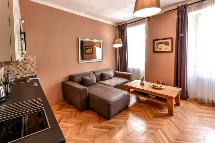 Comfortable & Roomy 2 BDR Flat, close to Riverside