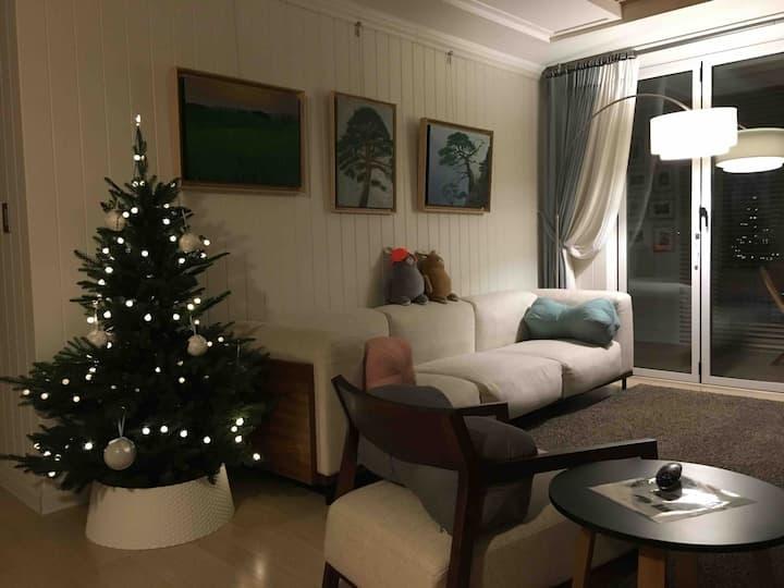 安家 with Cozy room! Exclusively for foreigner