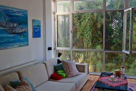 Central & Cozy Private Room - Izmir - Apartment