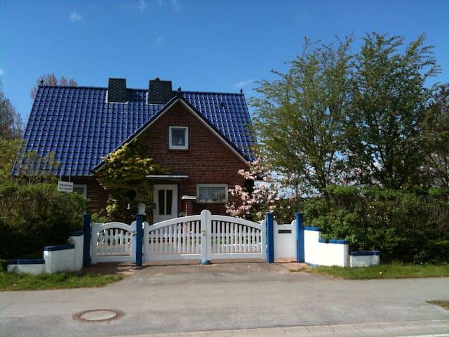 Nichtraucherferienwohnung Lykkebo - Grödersby - Apartment