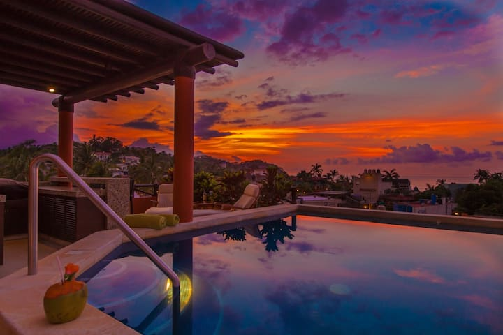 Beach Break Suites, Sayulita - Sayulita - Apartemen