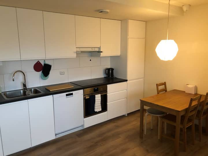 Appartement 42 m2, Skatval / Stjørdal near TRD