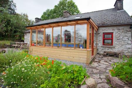 Organic Traditional Irish Cottage  - Gort - Cabana