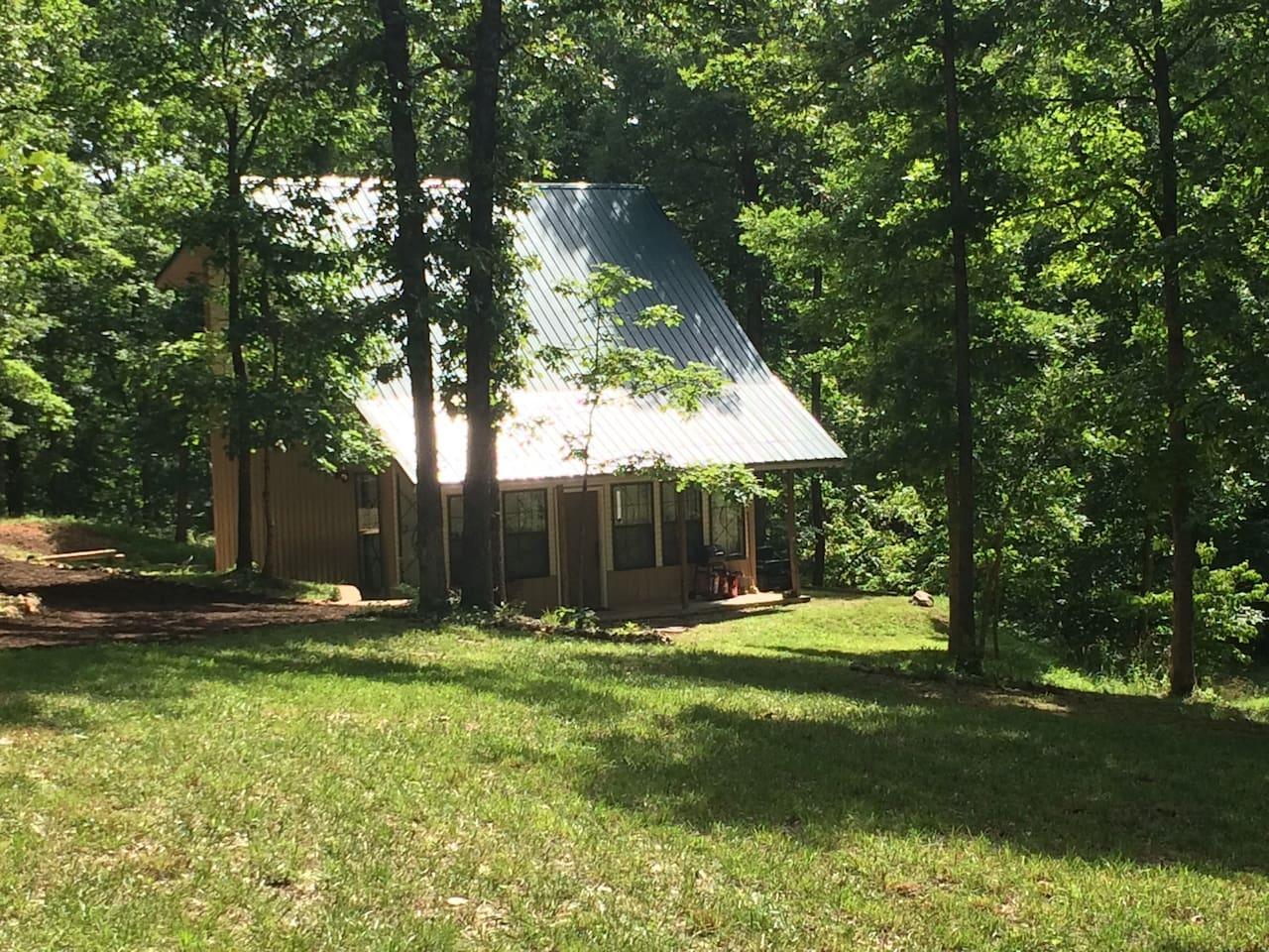 Wild Oak Cabin