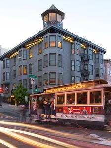 Suite at San Francisco Suites