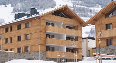 Alpin Lodges Matrei National Park Hohe Tauern 75m2
