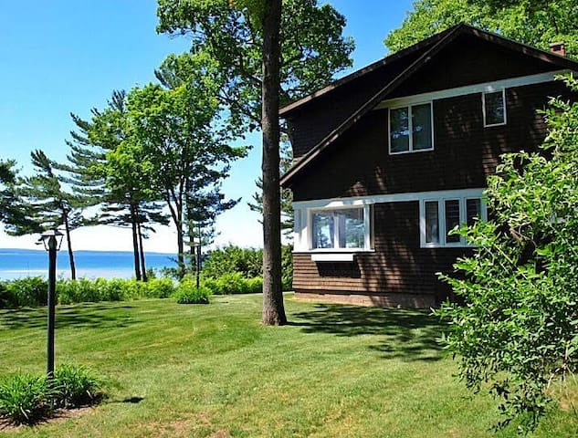 The Brown Cottage - Harbor Springs - Rumah