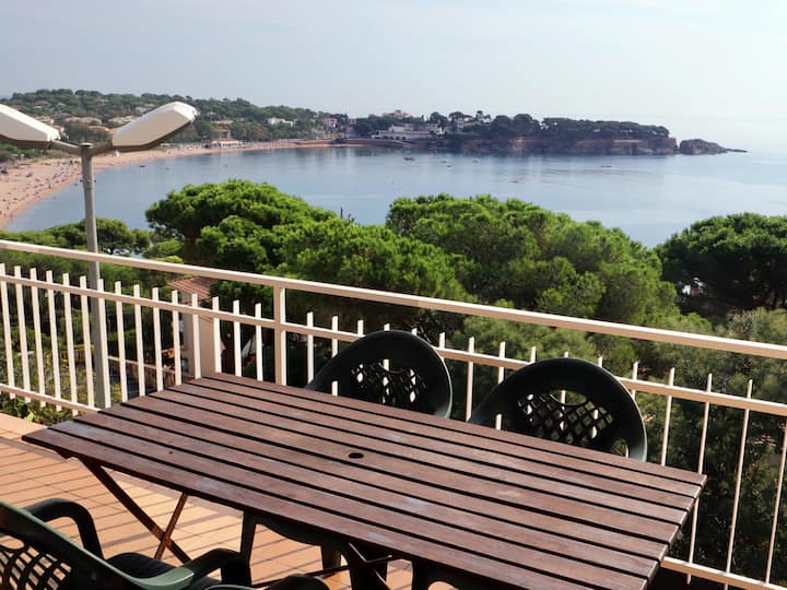 CAOCA - Apartment with sea view for 6 people D27032