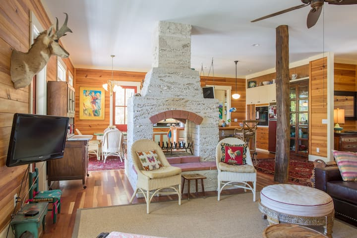 The Ruby Ranch - Wadmalaw Island - Casa