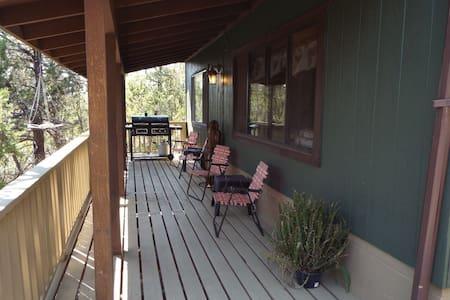 Elk Ridge Lodges: The Green Cabin - Heber-Overgaard - Cabana