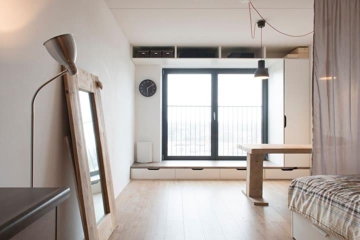 Private studio in Amsterdam