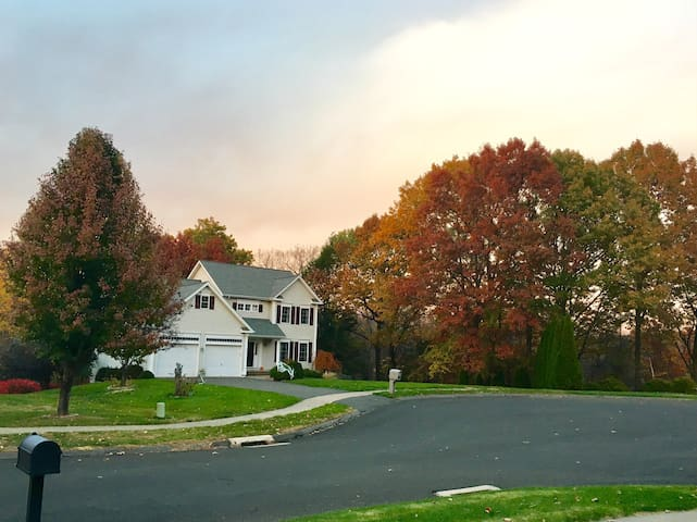 Upscale Single Family near Hartford_Close to ESPN - Southington - Huis