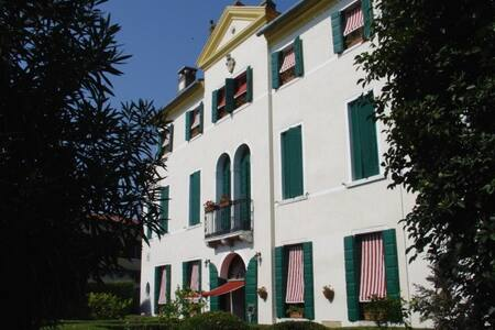 Charming Relais along the Brenta - Oriago - Bed & Breakfast