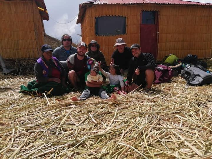 Uros Mojsa Titicaca