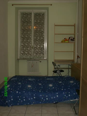 CAMERA IN AFFITTO - Turyn - Apartament