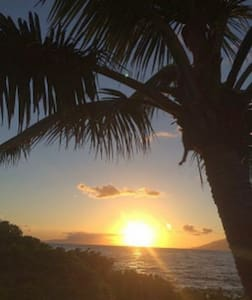 Sunny tropical studio near ocean - Kihei - Casa