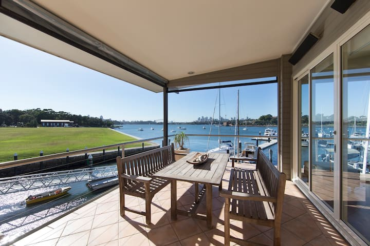 Luxury Sydney Harbour Waterfront - Woolwich - Pis