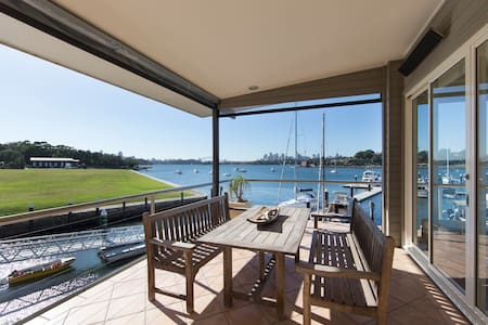 Luxury Sydney Harbour Waterfront - Woolwich - Appartement