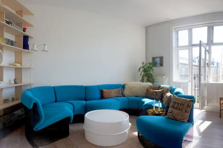 Spacious place - In a local area - Kopenhagen - Wohnung