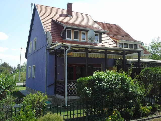 Apartment - House to let Bük-fürdő
