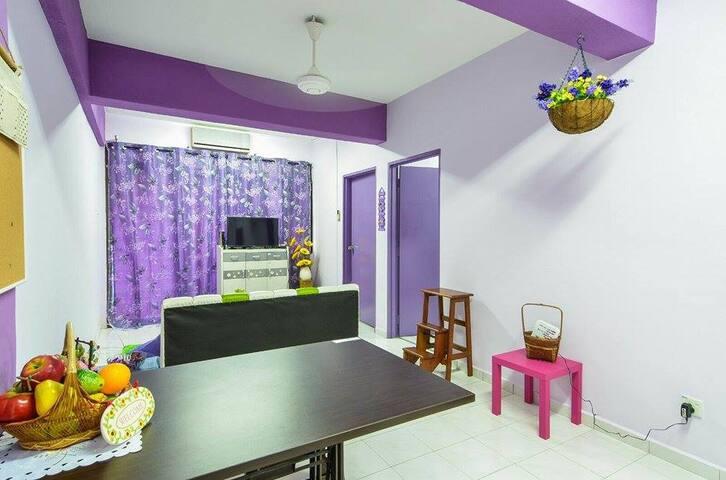 My Yo Homestay - Malaca - Apartamento