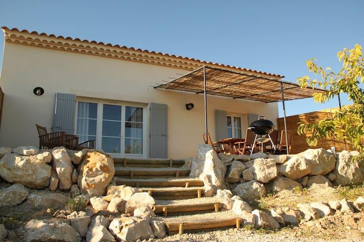 Le Couquiou - Villa Forastero - Saint-Pierre-de-Vassols - Villa