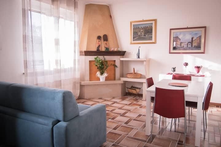 Il Pigno - appartamento con giardino