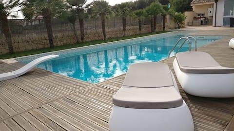 Luxury Studio apartment - Villa Eredità