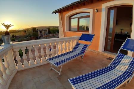 Villa Dora: un sogno vista mare