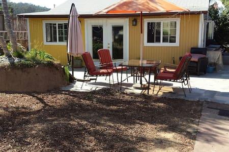 SFO Private Cozy Cottage SF Suburbs