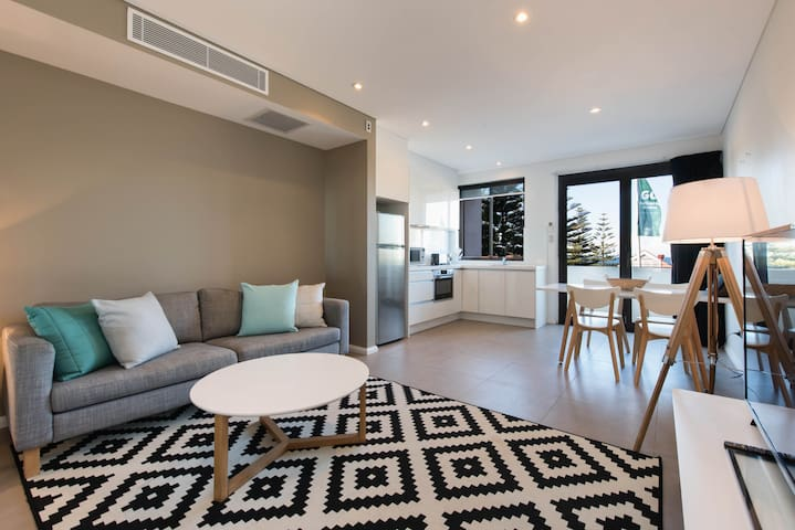 coogee beach front 2 - Coogee - Appartement