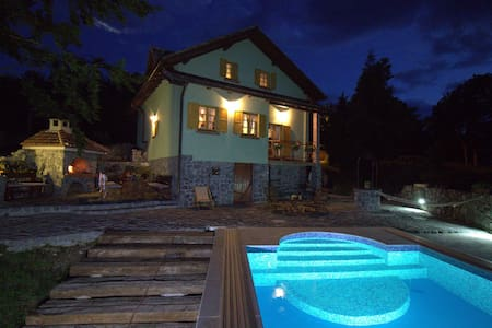 Cozy cottage  with pool in Croatia - Haus