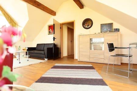 Hotel Wulff - Ferienwohnung Deluxe - Bad Sassendorf - Bed & Breakfast