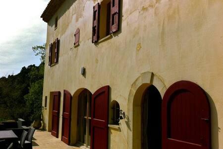 Mas du Montauron, Aix en Provence - Vauvenargues