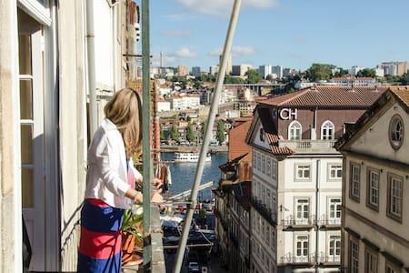 Douro Loft (4º floor with elevator) - Porto