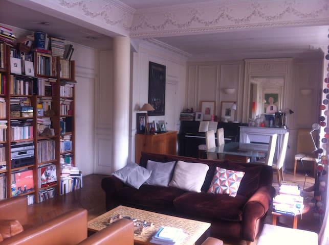 Charming apartment Parc Monceau - Pariisi - Huoneisto