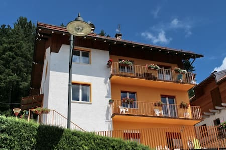 Roomy apartment on the first floor - Folgaria