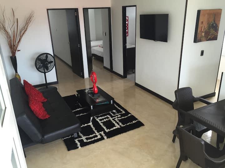Apto de 2 dormitorios en Apartamentos Martínez
