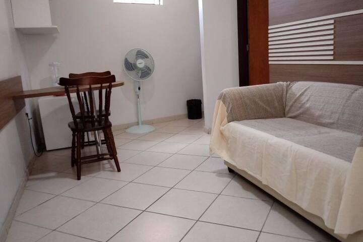 #1 Flat em Cabo Branco - João Pessoa