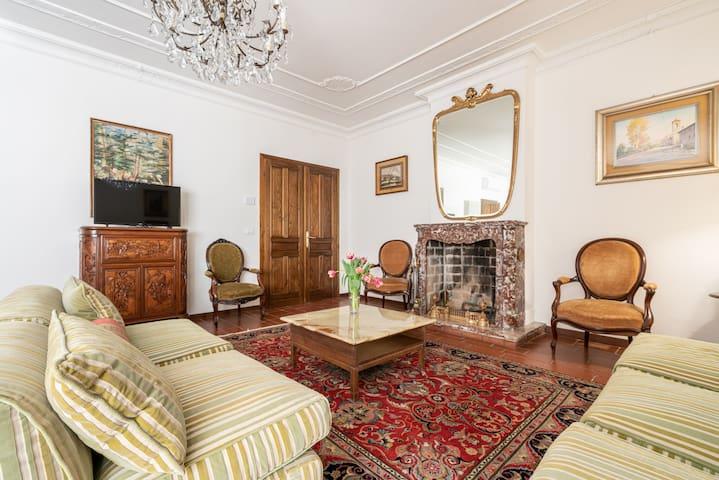 Villa Giulia - Noce apartment