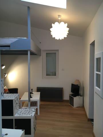 Studio neuf petite maison pour 2 personnes