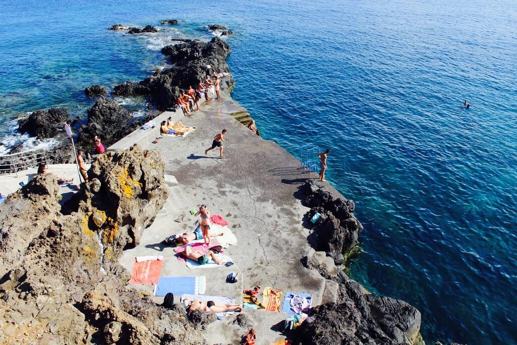 Beach Cais da Pedra d'Eira