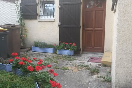 charmante maison et jardin privatif - Viroflay