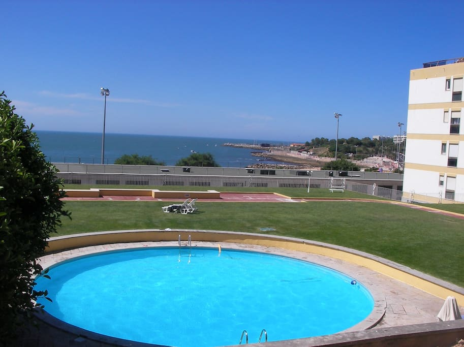 T3 On The Beach Pool Estoril Cost Apartments For Rent In