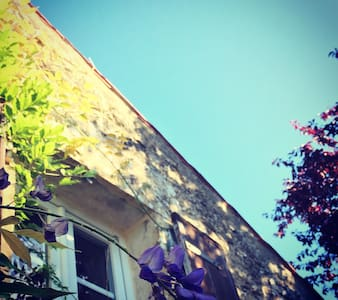 La Fosse, rural stone gite & pool - Foussais-Payré - Hus