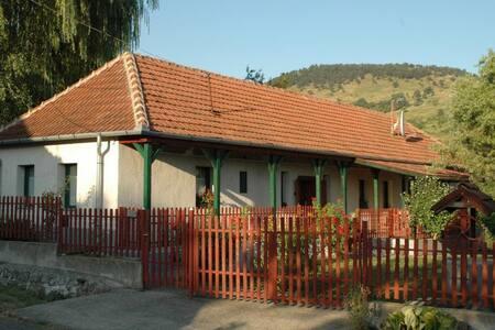 Panorámás ház a Zemplén hegyei közt - Erdõhorváti