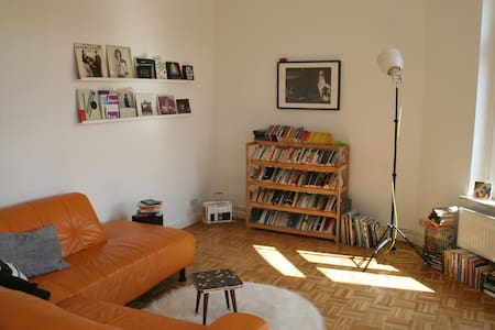 Stylish flat in heart of Hamburg